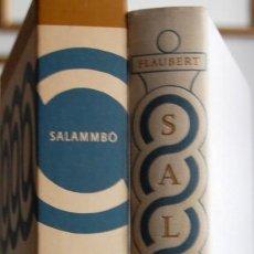 Libros de segunda mano: FLAUBERT, GUSTAVE. SALAMMBÔ.. LIMITED EDITIONS CLUB. Lote 135682027