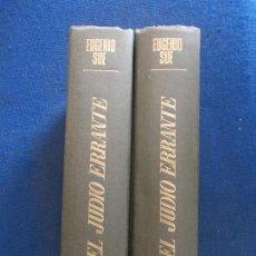 Libros de segunda mano: EL JUDIO ERRANTE EUGENIO SUE . Lote 135756354