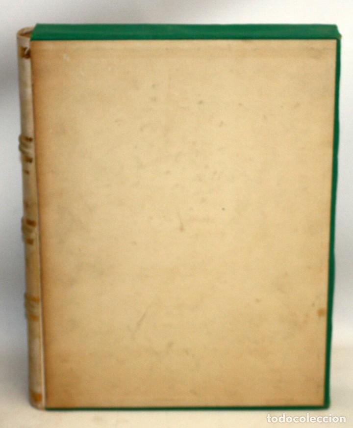 Gebrauchte Bücher: ENTREMESES X MIGUEL DE CERVANTES. 10 GRABADOS RAMON CAPMANY Y XILOGRAFIAS E.C. RICART NIN. NUMERADO - Foto 3 - 135771438