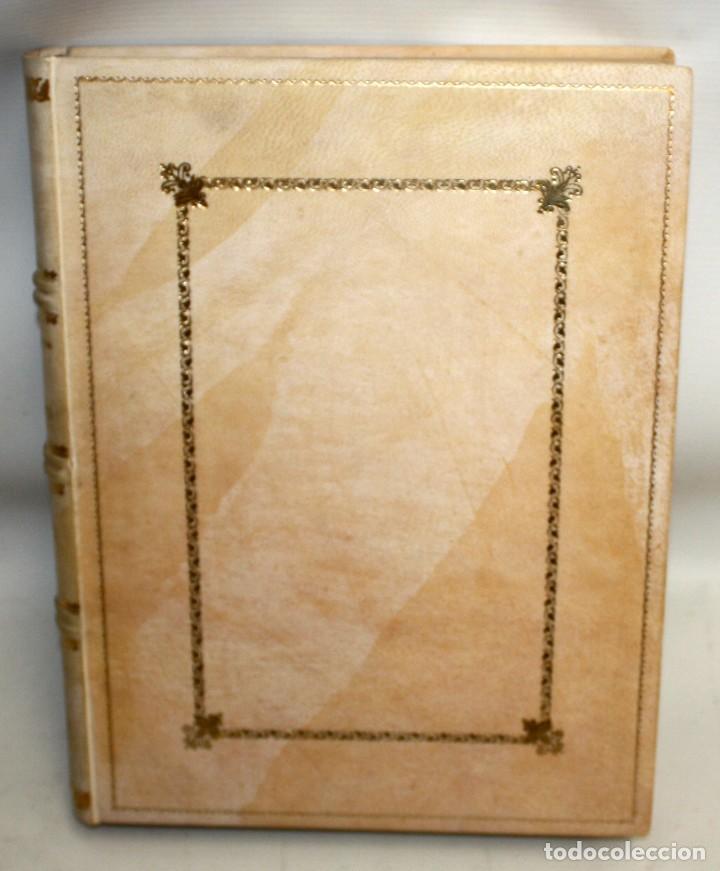 Gebrauchte Bücher: ENTREMESES X MIGUEL DE CERVANTES. 10 GRABADOS RAMON CAPMANY Y XILOGRAFIAS E.C. RICART NIN. NUMERADO - Foto 5 - 135771438
