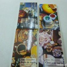 Libros de segunda mano: DOCUMENTOS SECRETOS, / ISAAC MONTERO - OBRA COMPLETA EN 4 TOMOS-CCC 1. Lote 136015302