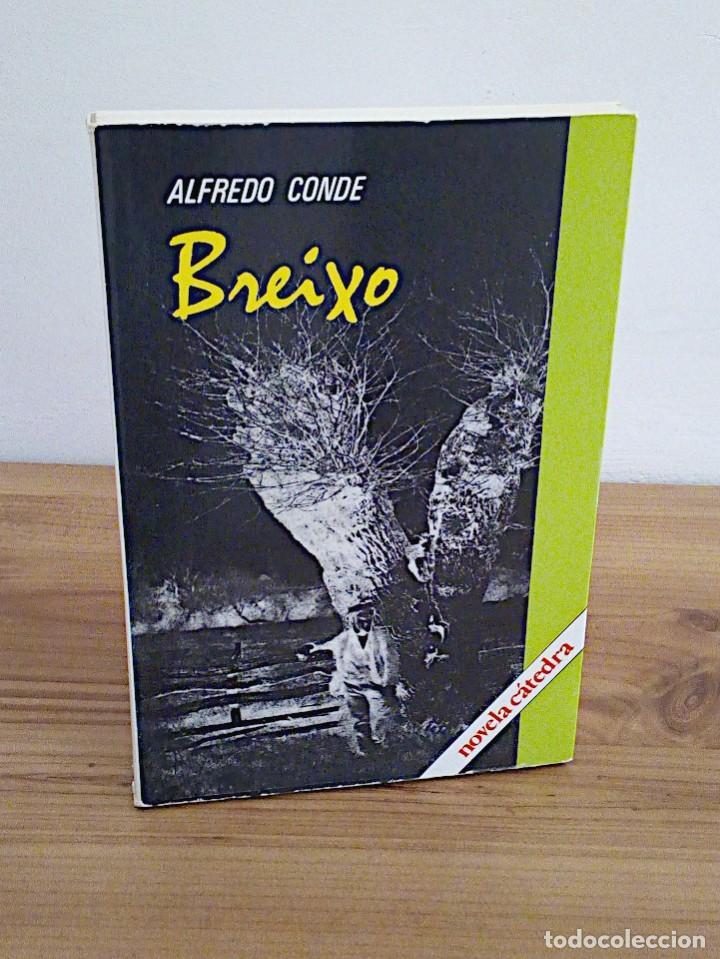BREIXO. CONDE, ALFREDO. CÁTEDRA. 1 ª ED CASTELLANO 1981 (Libros de Segunda Mano (posteriores a 1936) - Literatura - Narrativa - Otros)