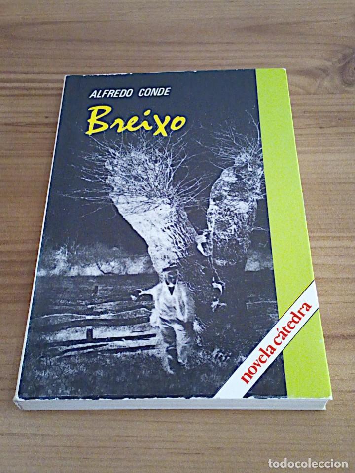 Libros de segunda mano: BREIXO. CONDE, ALFREDO. CÁTEDRA. 1 ª ED CASTELLANO 1981 - Foto 2 - 136227382