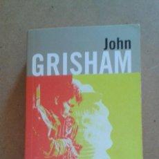 Libros de segunda mano: CAUSA JUSTA DE JOHN GRISHAM. Lote 136678098