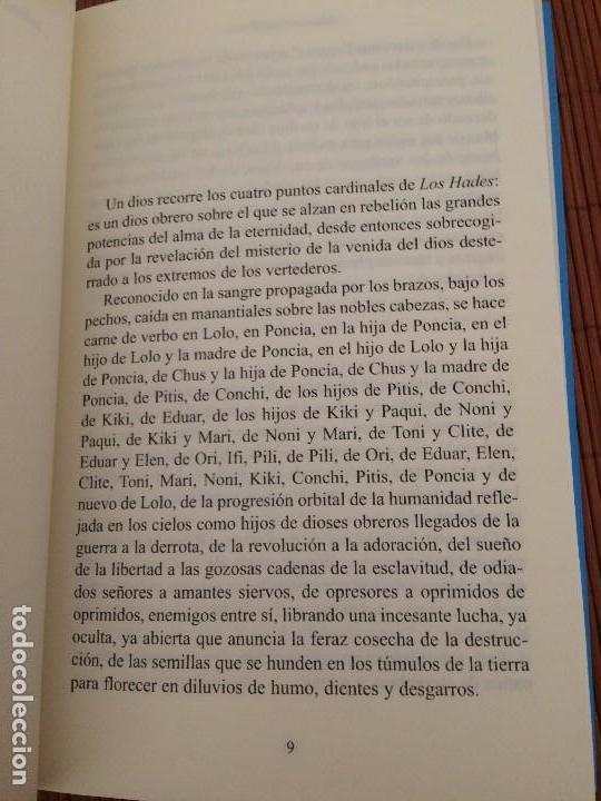 Libros de segunda mano: Los hijos de Tántalo - Manuel Montalvo - Ed. Clásicas - Foto 2 - 136740690