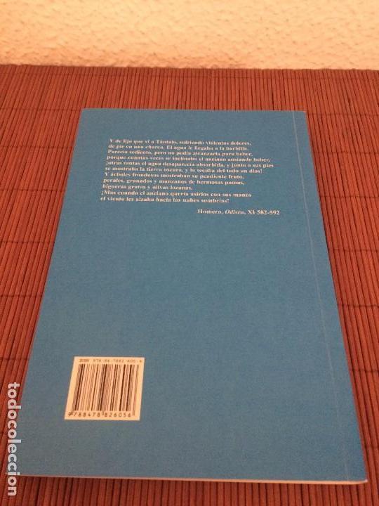 Libros de segunda mano: Los hijos de Tántalo - Manuel Montalvo - Ed. Clásicas - Foto 4 - 136740690