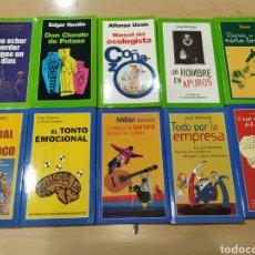 Libros de segunda mano: COLECCIÓN TEMAS DE HOY. 18 LIBROS. Lote 136784900