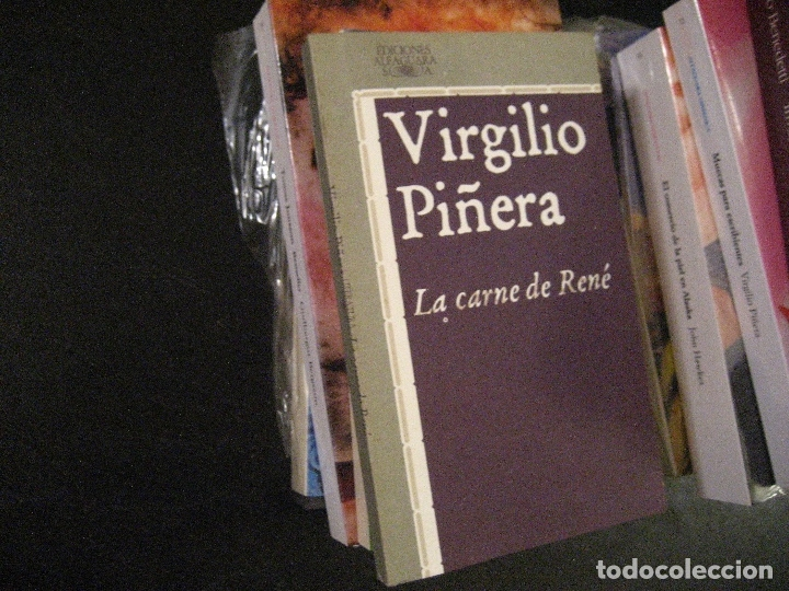 La chair de René - Virgilio Piñera
