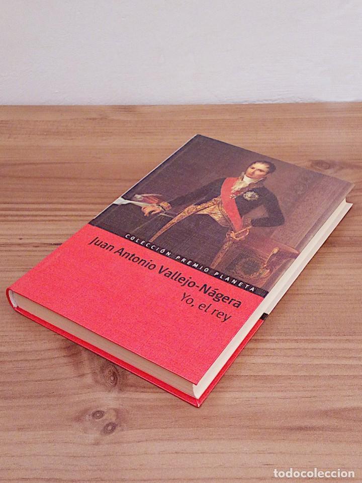 Libros de segunda mano: YO, EL REY. JUAN ANTONIO VALLEJO-NAGERA. COLECCIÓN PREMIO PLANETA. EDITORIAL PLANETA 1999 - Foto 7 - 137366402