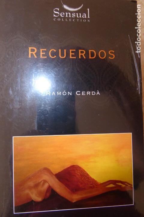 RECUERDOS. RAMÓN CERDÁ. (Libros de Segunda Mano (posteriores a 1936) - Literatura - Narrativa - Otros)