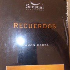 Libros de segunda mano: RECUERDOS. RAMÓN CERDÁ.. Lote 137379886