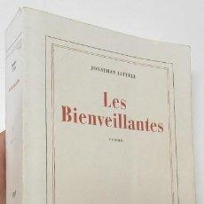 Libros de segunda mano: LES BIENVEILLANTES - JONATHAN LITTELL. Lote 137392722