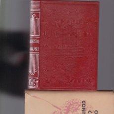 Libros de segunda mano: CUENTISTAS CATALANES CONTEMPORÁNEOS - EDITORIAL AGUILAR 1959 / Nº 63 COLECCIÓN CRISOL. Lote 138011022