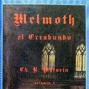 Libros de segunda mano: MELMOTH, EL ERRABUNDO. TOMO II - MATURIN, CHARLES ROBERT. Lote 131787367
