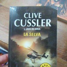Libros de segunda mano: LIBRO LA SELVA CLIVE CUSSLER Y JACK DU BRUL 2013 DEBOLSILLO L-14508-236. Lote 139565806