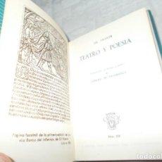 Libros de segunda mano: CRISOL Nº 155 TEATRO Y POESÍA GIL VICENTE. Lote 139674130