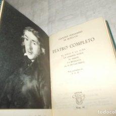 Libros de segunda mano: CRISOL Nº 44 TEATRO COMPLETO. Lote 139694978