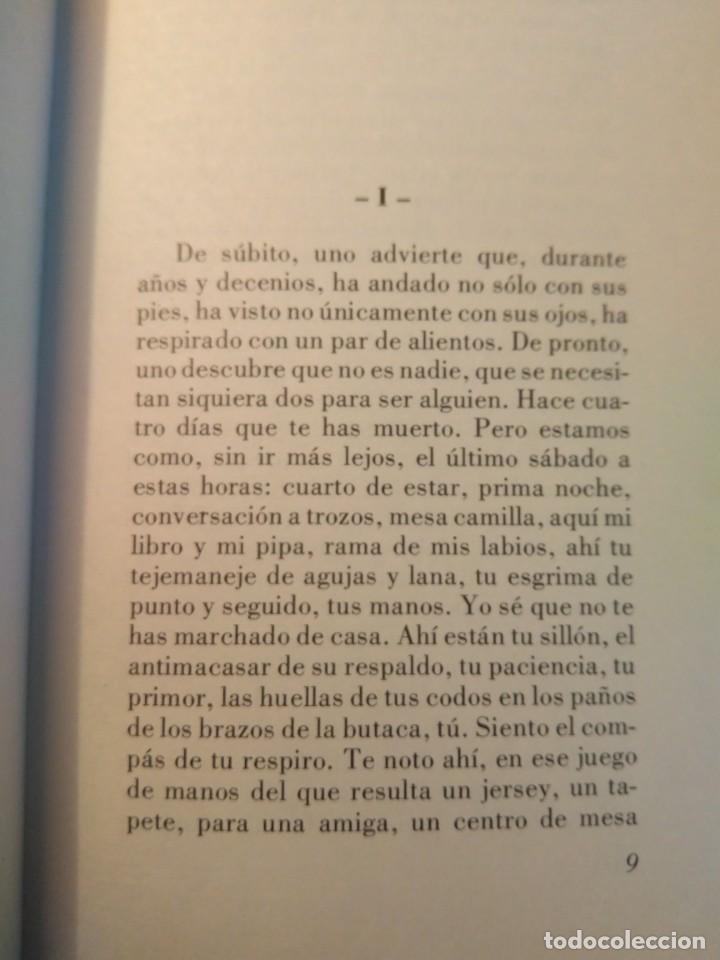 Libros de segunda mano: Meliano Peraile / Meliano Peraile. Premio de Novela Casino de Mieres, 1987 - Foto 6 - 139945774