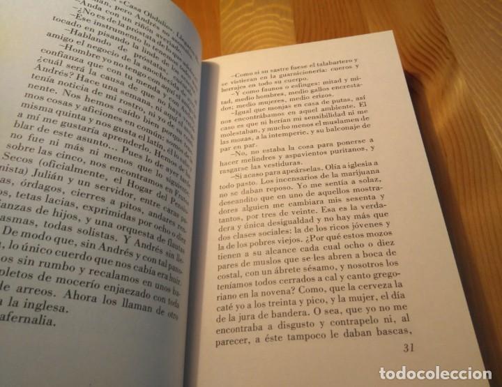 Libros de segunda mano: Meliano Peraile / Meliano Peraile. Premio de Novela Casino de Mieres, 1987 - Foto 7 - 139945774
