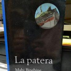 Libros de segunda mano: LA PATERA. MAHI BINEBINE. AKAL LITERARIA.. Lote 140162056