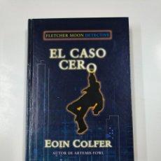 Libros de segunda mano: EL CASO CERO. EOIN COLFER. FLETCHER MOON DETECTIVE. TDK334. Lote 140162278