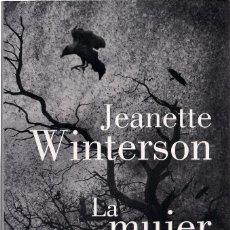 Libros de segunda mano: JEANETTE WINTERSON : LA MUJER DE PÚRPURA. (TRADUCCIÓN DE ALEJANDRO PALOMAS. ED. LUMEN, 2013). Lote 140516870