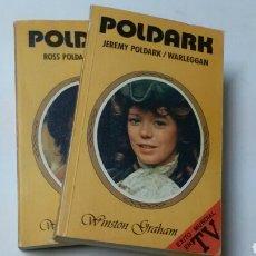 Libros de segunda mano: POLDARK I- II / WINSTON GRAHAM ED .HMB,SA .. Lote 140526581