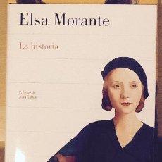 Libros de segunda mano: LA HISTORIA. ELSA MORANTE. LUMEN - NUEVO!. Lote 140664622