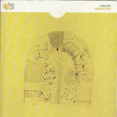 Libros de segunda mano: ENTRE EL AHUEHUETL Y EL DRAGO:ANTOLOGÍA DE RELATOS MÉXICO-CANARIAS.BAILE DEL SOL.2013.. Lote 140803958