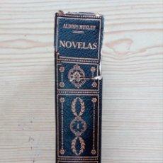 Libros de segunda mano: ALDOUS HUXLEY - NOVELAS I - 1957 - PLANETA. Lote 141725042