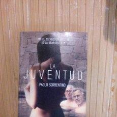 Libros de segunda mano: LA JUVENTUD, PAOLO SORRENTINO, ED. PLATAFORMA NOVELA. Lote 141769178