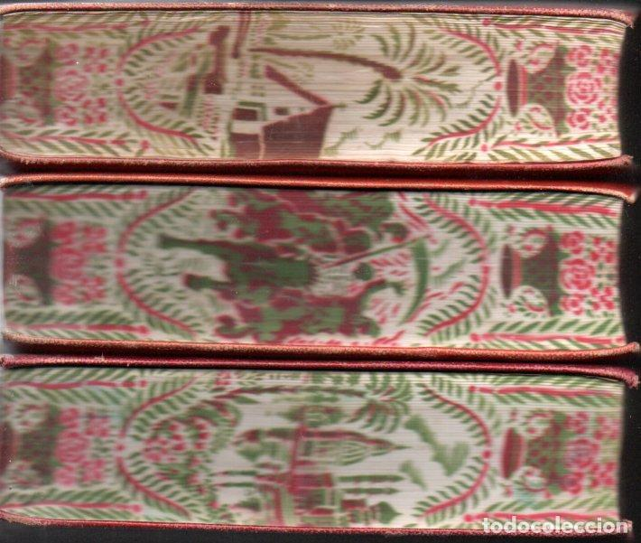 Libros de segunda mano: VICENTE BLASCO IBÁÑEZ . OBRAS COMPLETAS - TRES TOMOS (AGUILAR, 1946) - Foto 7 - 141890386
