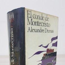 Libros de segunda mano: EL CONDE DE MONTECRISTO - ALEXANDRE DUMAS - CÍRCULO DE LECTORES. Lote 142100150