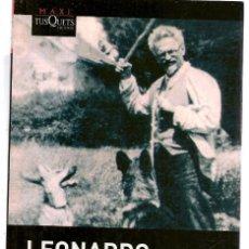 Libros de segunda mano: LEONARDO PADURA. EL HOMBRE QUE AMABA A LOS PERROS. TUSQUETS 2013. (RF.MA)V1. Lote 142172306