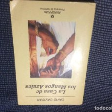 Libros de segunda mano: DAVID DAVIDAR - LA CASA DE LOS MANGOS AZULES. Lote 142277402