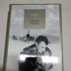 Libros de segunda mano: NIEVE. - PAMUK,ORHAN.. Lote 142352014