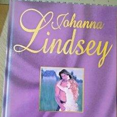 Libros de segunda mano: TIERNA FUE LA TORMENTA. - LINDSEY, JOHANNA.. Lote 142491413