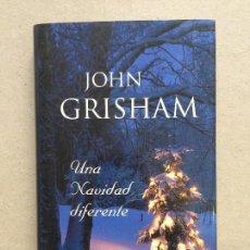 Libros de segunda mano: UNA NAVIDAD DIFERENTE DE JOHN GRISHAM. Lote 234283075