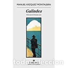 Libros de segunda mano: GALINDEZ MANUEL VAZQUEZ MONTALBÁN. Lote 143154998