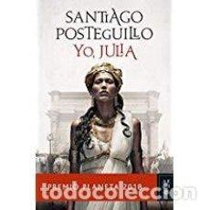 Libros de segunda mano: YO JULIA POSTEGUILLO. Lote 143155238