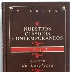 Libros de segunda mano: ÁLVARO DE LA IGLESIA . MUNDO, DEMONIO Y PESCADO. Lote 143155970