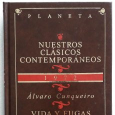 Libros de segunda mano: ÁLVARO CUNQUEIRO . VIDA Y FUGAS DE FANTO FANTINI DELLA GHERARDESCA. Lote 143157046
