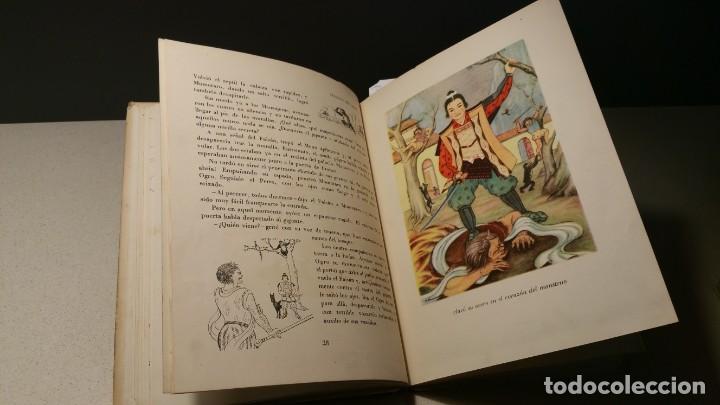 Libros de segunda mano: CUENTOS DE JAPÓN LIBRO ILUSTRADO POR T. KURIMOTO - Foto 2 - 143176630