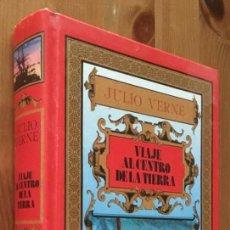 Libros de segunda mano: VIAJE AL CENTRO DE LA TIERRA. Lote 143287746