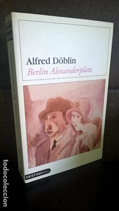 Berlin Alexanderplatz Alfred Doblin Destinoli Vendido En Venta Directa 143689094