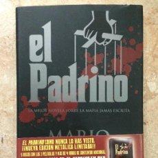 Libri di seconda mano: EL PADRINO. MARIO PUZO. EDICIONES B. Lote 143837494