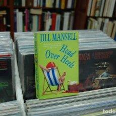 Libros de segunda mano: HEAD OVER HEELS. JILL MANSELL. TEXTO EN INGLES. Lote 143855206
