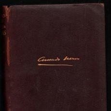 Libros de segunda mano: AMADO NERVO. OBRAS COMPLETAS.2 TOMOS PROSA Y POESIA. AGUILAR 1962. Lote 143855314