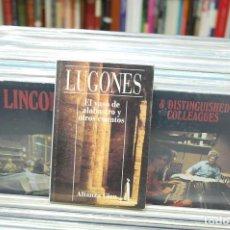 Libros de segunda mano: EL VASO DE ALABASTRO Y OTROS CUENTOS. LUGONES. Lote 143855450