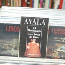Libros de segunda mano: EL HECHIZADO / SAN JUAN DE DIOS. AYALA. Lote 143855554